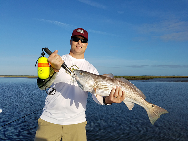 Amelia Island Backwater and Inshore Fishing with Semper Fi Charters
