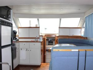 Semper Fi Charters Why Not Galley